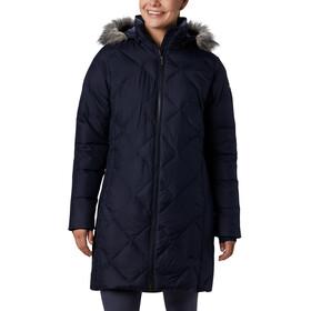 Columbia Icy Heights II Mid Length Down Jacket Women, dark nocturnal